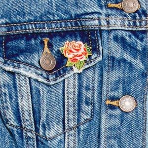 Ban.do • Rosebud Pin